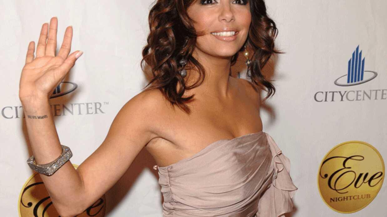 Eva Longoria: une télé-réalité dans son restaurant Beso à L.A