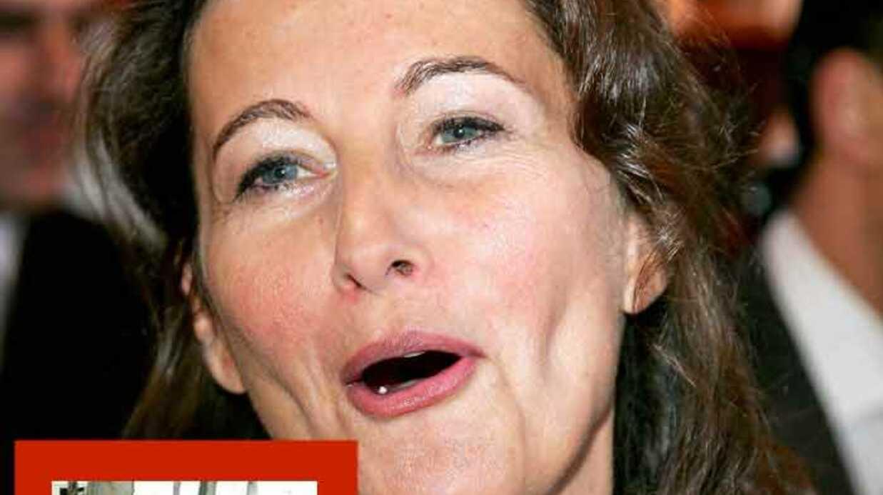 Segolène Royal s'est montrée en public avec André Hadjez