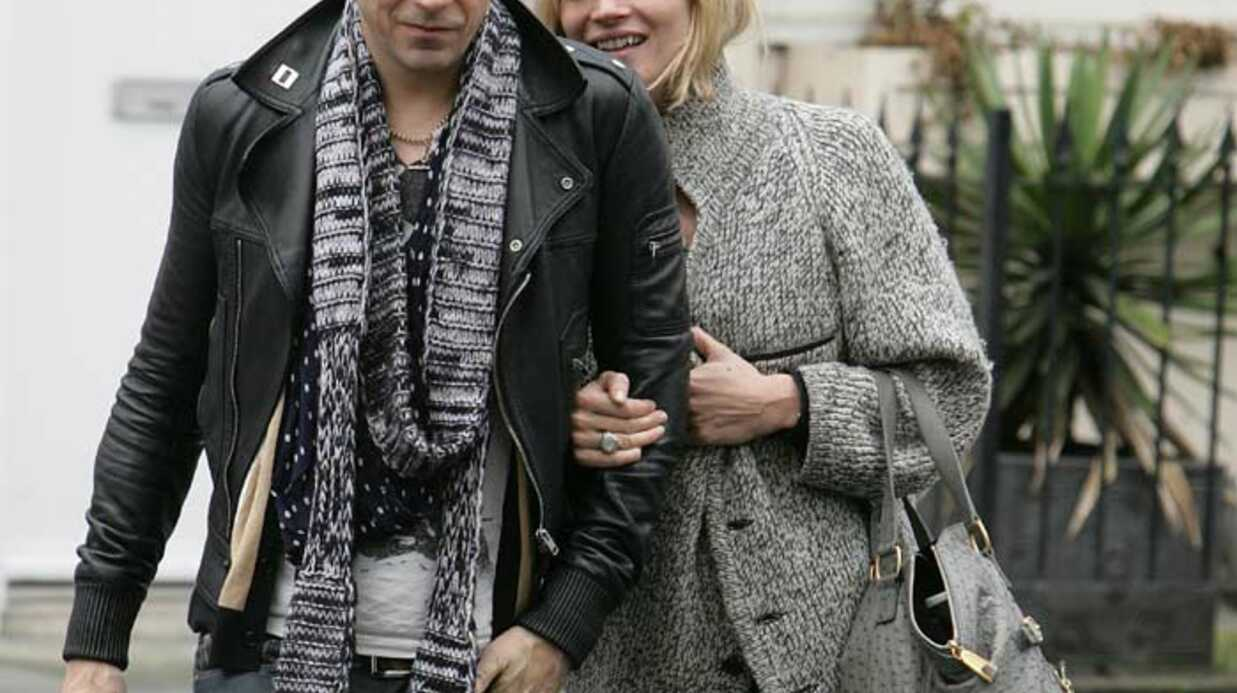 Kate Moss & Jamie Hince Le compro­mis