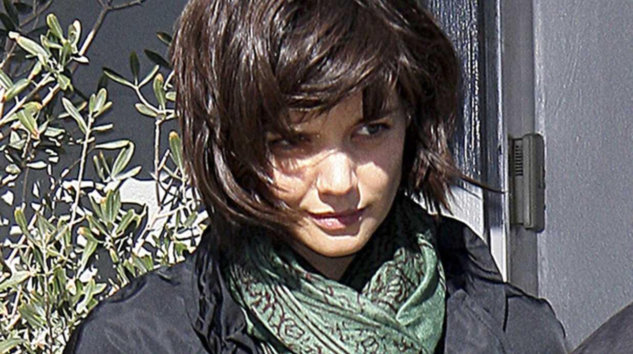 Katie Holmes (Très) grosse fatigue
