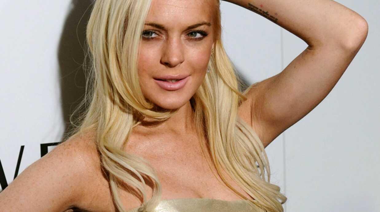 Lindsay Lohan garde son poste chez Ungaro