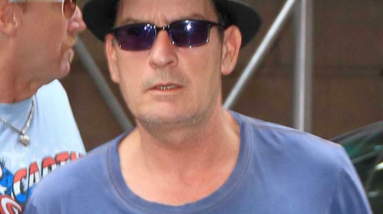 Charlie Sheen testé positif à la cocaïne