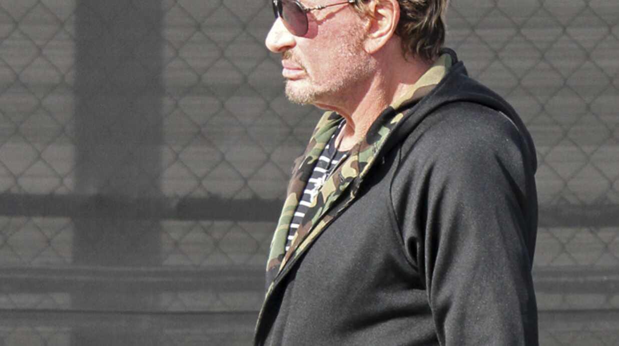Johnny Hallyday: bientôt de retour pour jouer au théâtre!