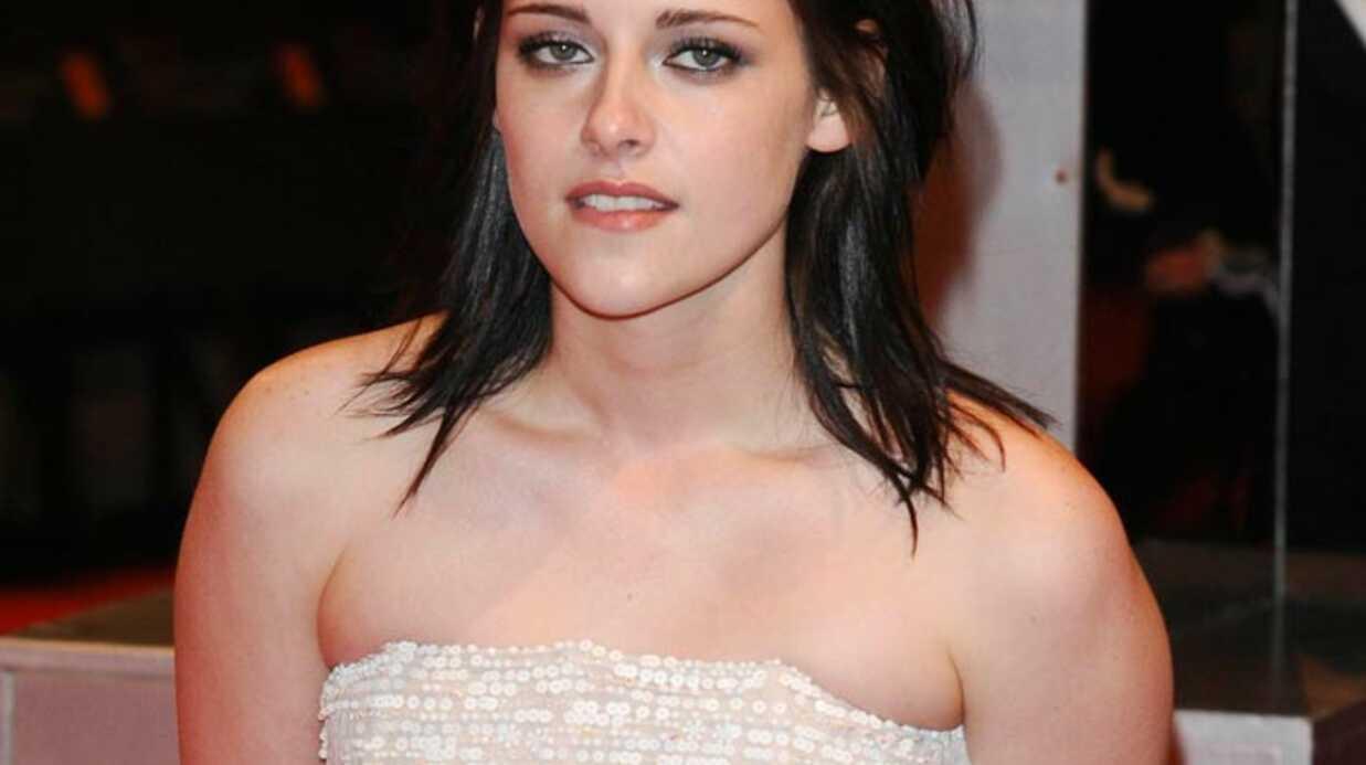 Kristen Stewart n'a pas encore trouvé sa robe de mariée