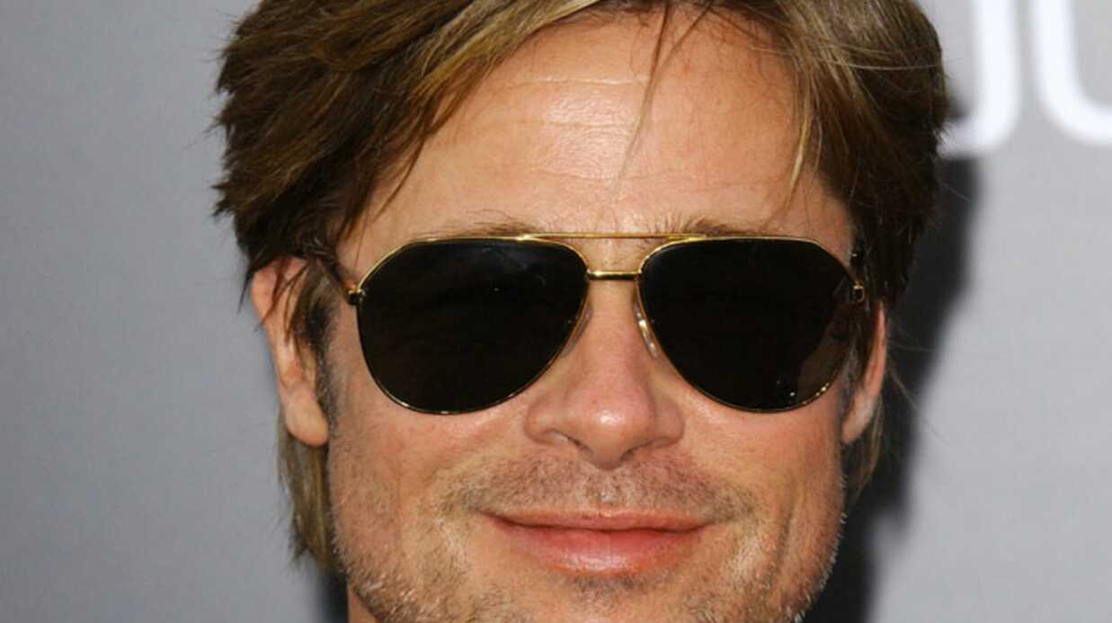 Brad Pitt : héros de jeu video ?