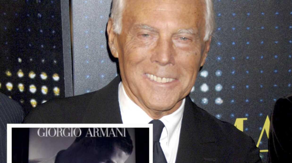 Armani: le top model Ambrose Olsen s'est suicidé