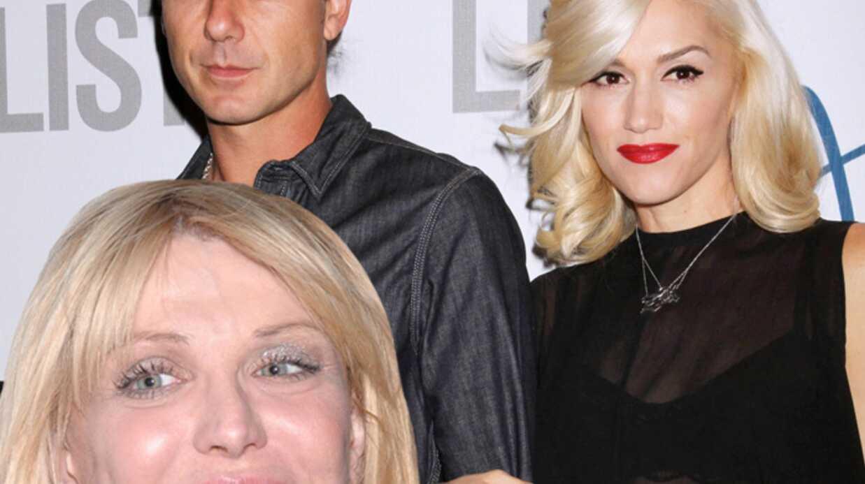 Gwen Stefani: son mari l'aurait trompé avec Courtney Love