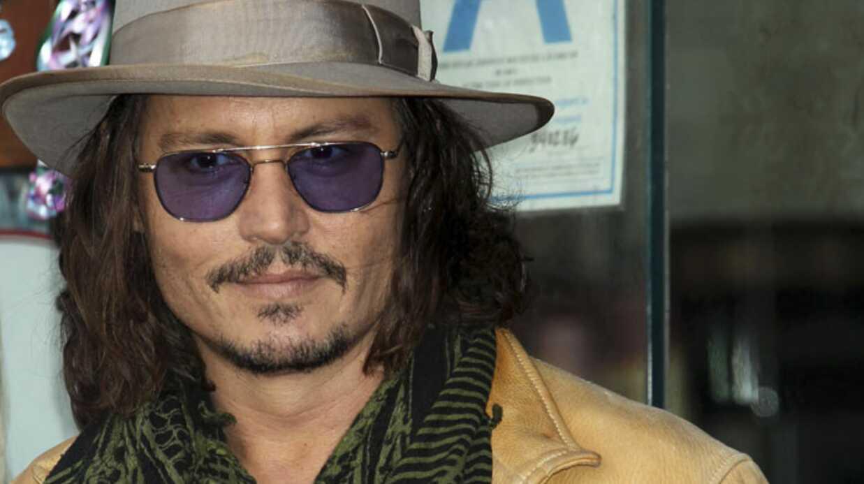 Johnny Depp: un pourboire de 800 euros
