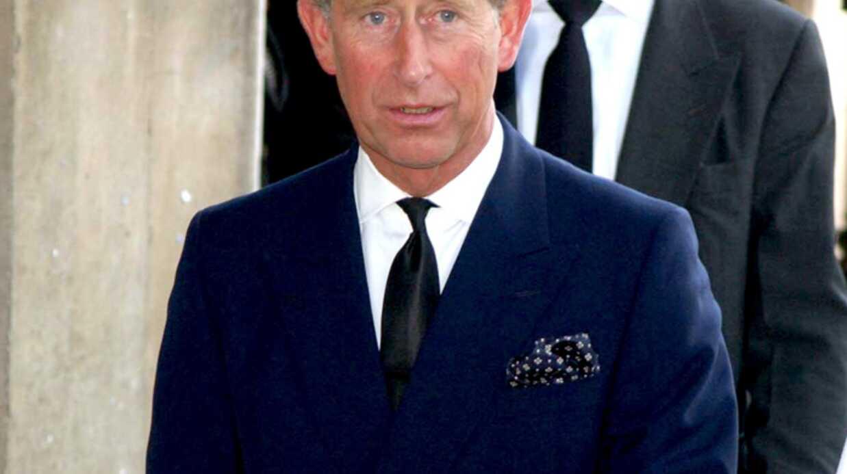 Prince Charles Homme de peu de foie