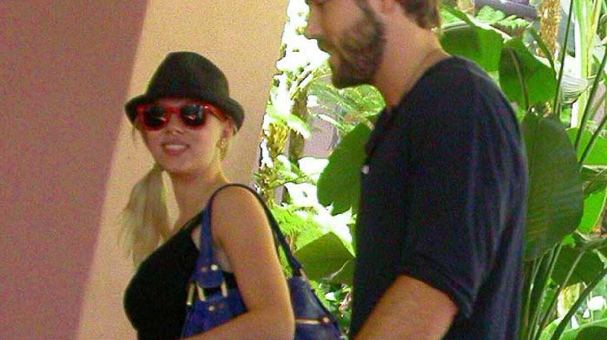 Scarlett Johansson  Cap sur le mariage