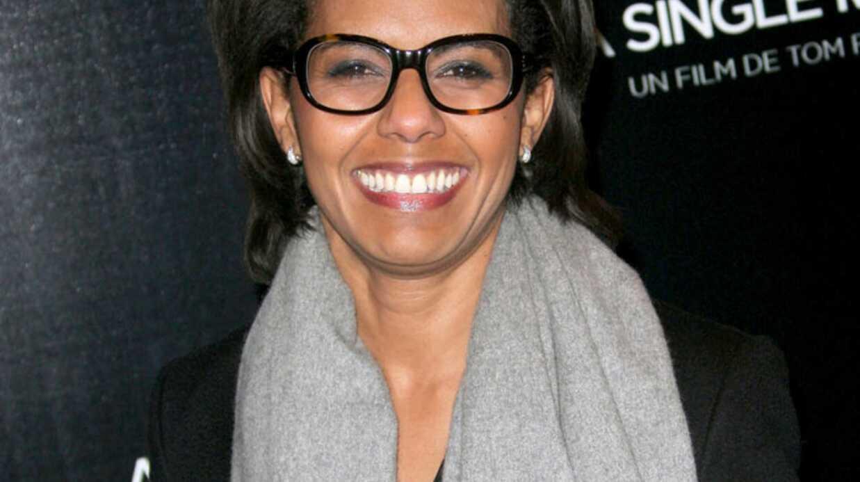 Audrey Pulvar: des groupes sur Facebook contre ses lunettes