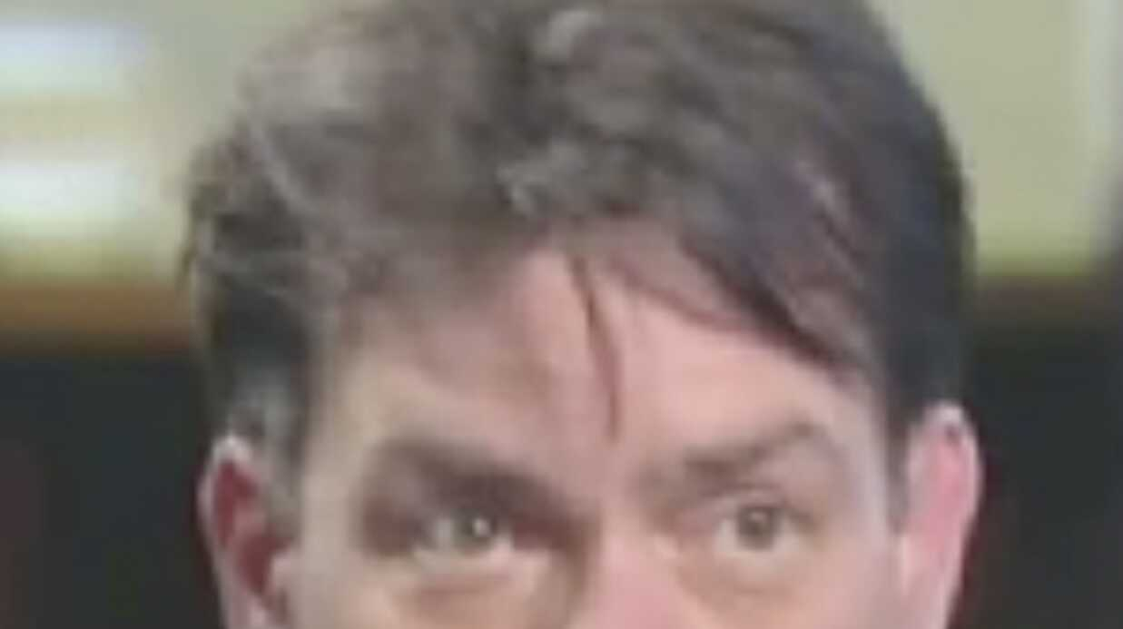 Charlie Sheen exige une augmentation