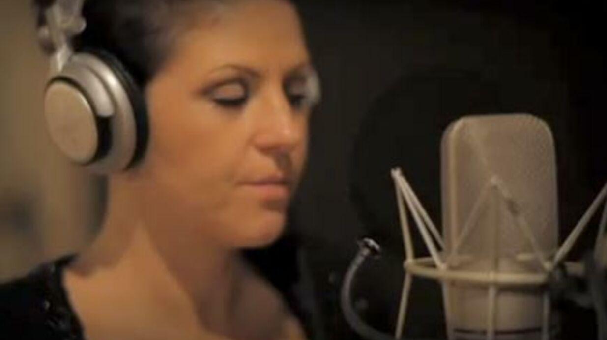 VIDEO: le clip des Mots d'amour, de Cindy Sander