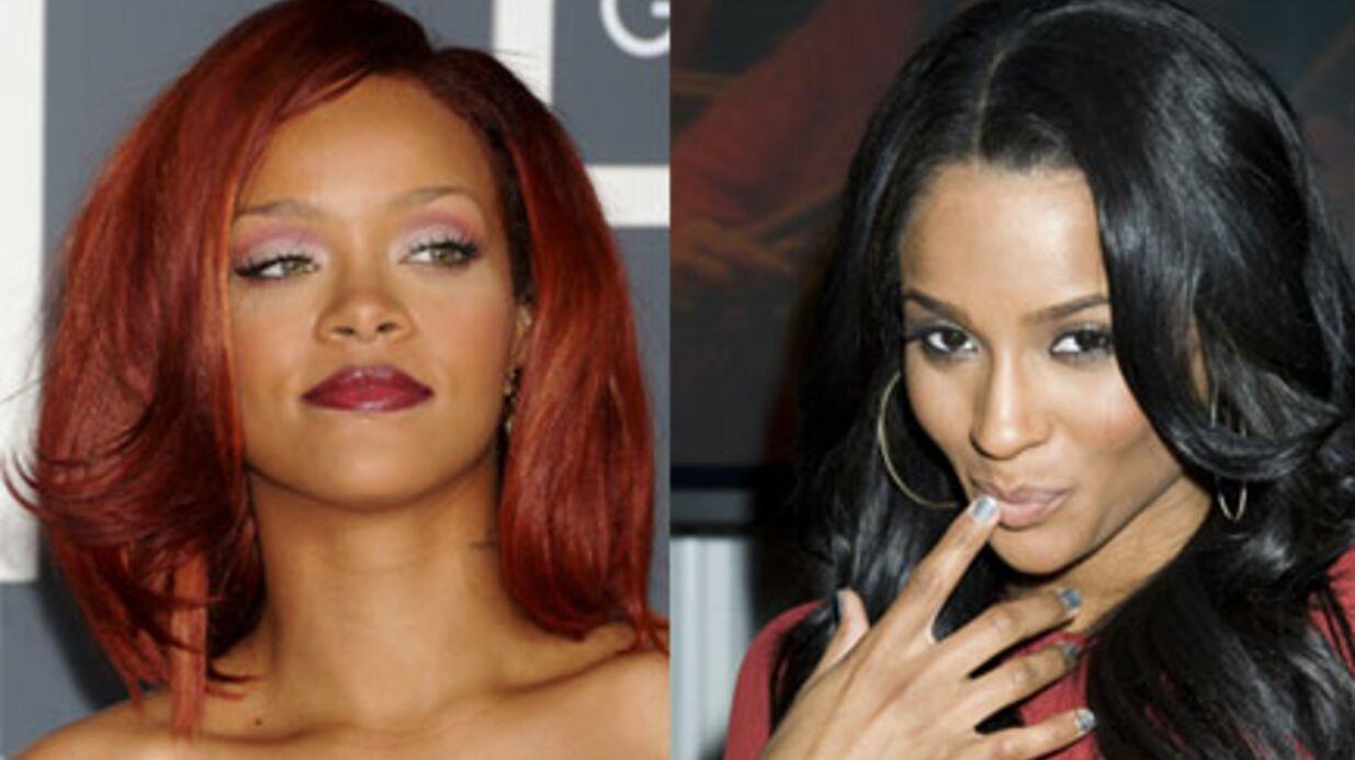 Rihanna et Ciara se clashent sur Twitter