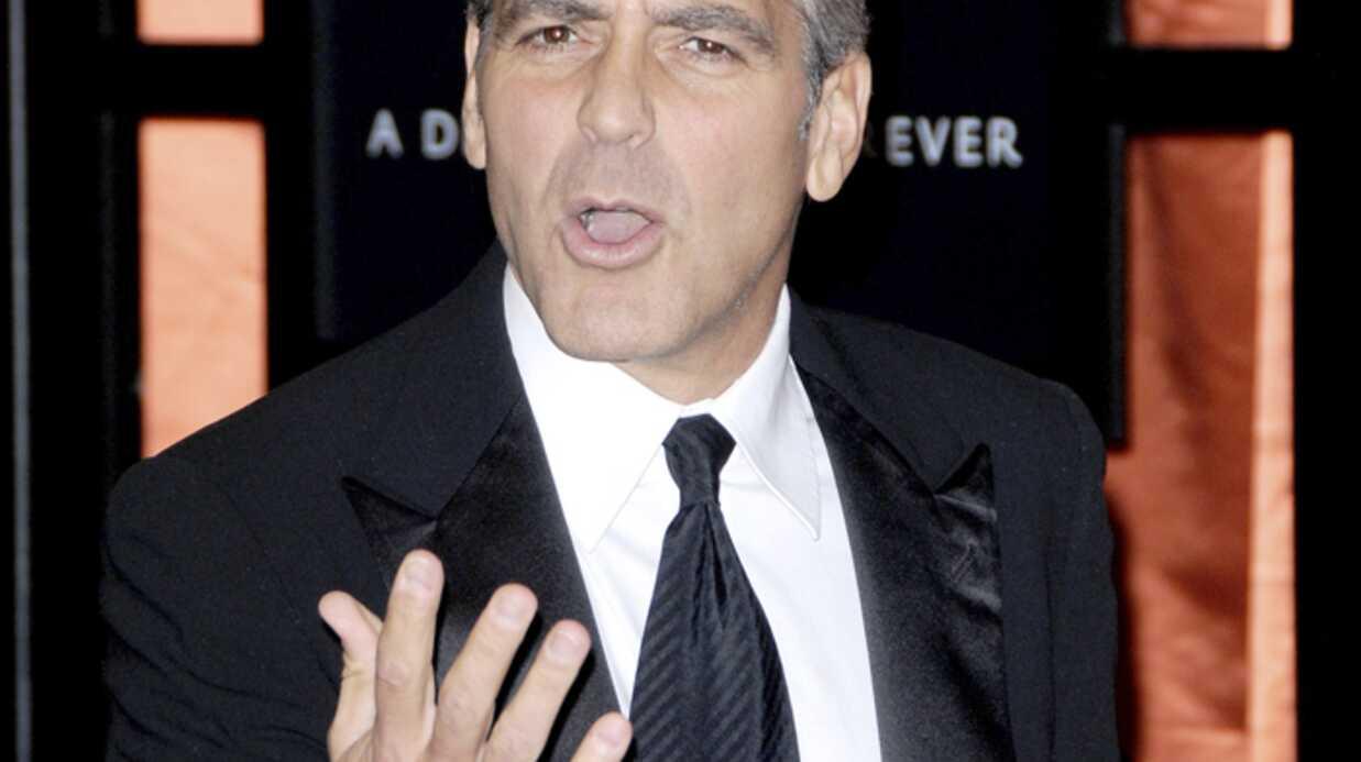George Clooney Il ne supporte plus Britney!