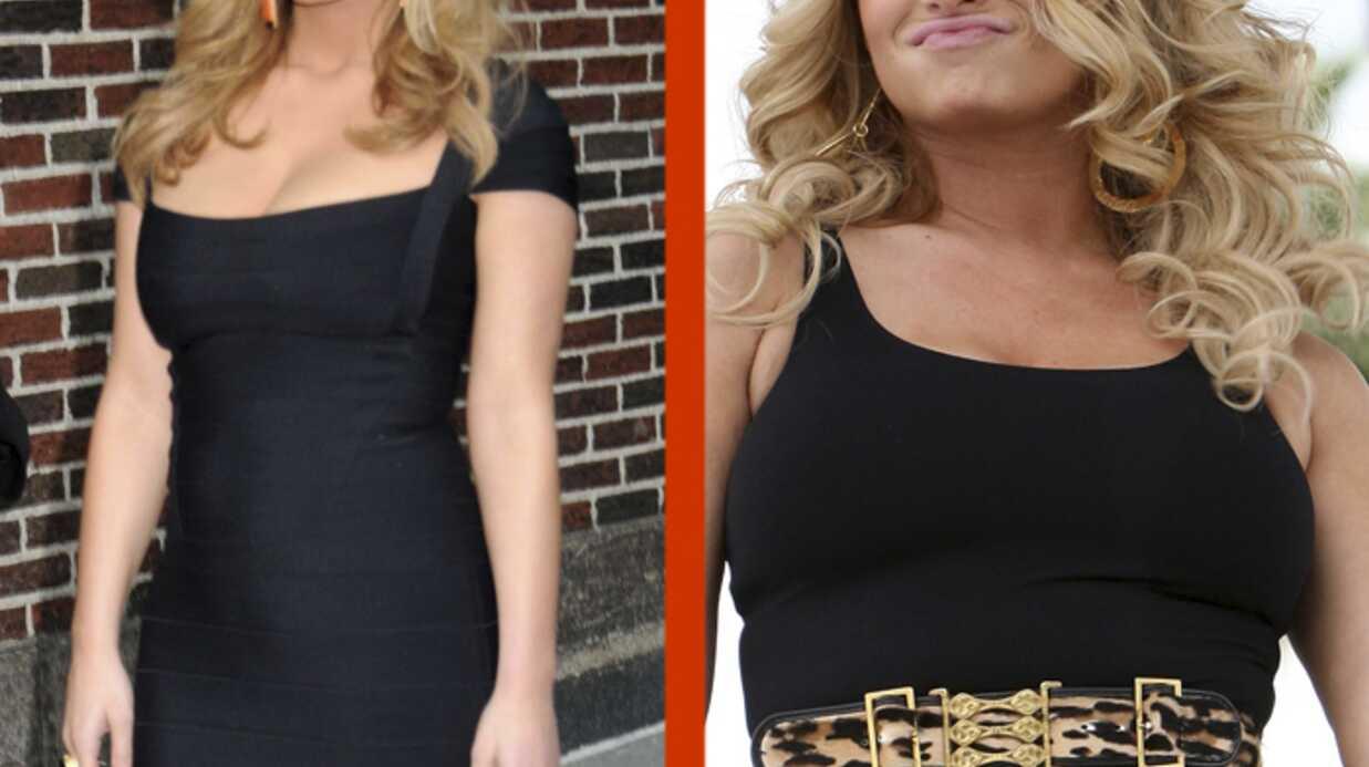 Ashlee Simpson défend sa sœur Jessica qui a pris du poids