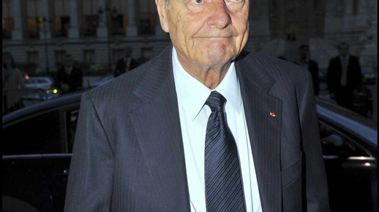 VIDEO Jacques Chirac: inquiétudes sur son état de santé
