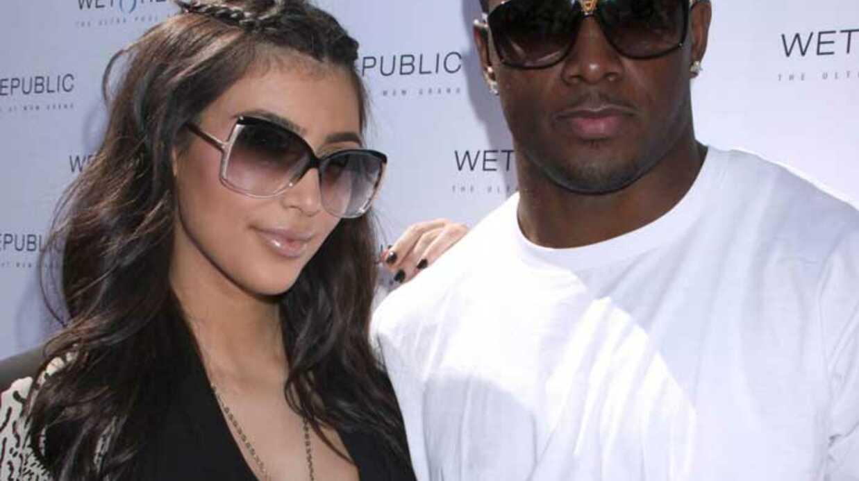 Rupture entre la sexy Kim Kardashian et Reggie Bush