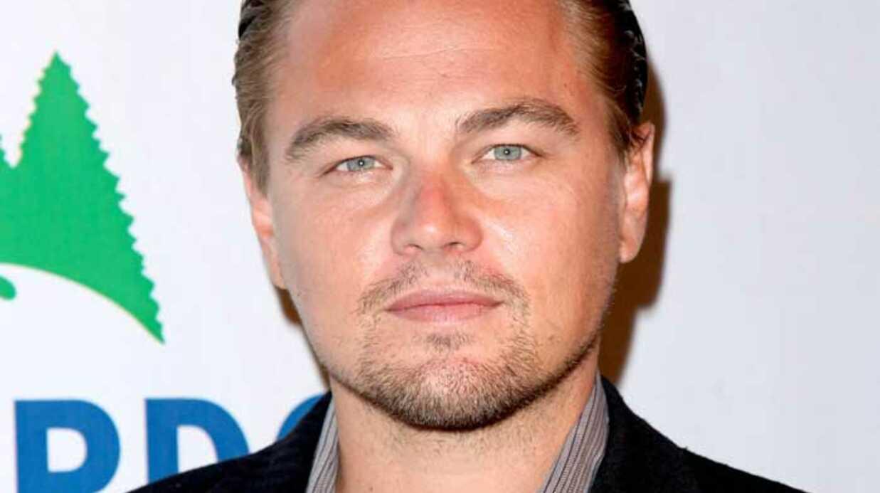 Leonardo DiCaprio flirte avec Ashley Roberts des Pusycat Dolls