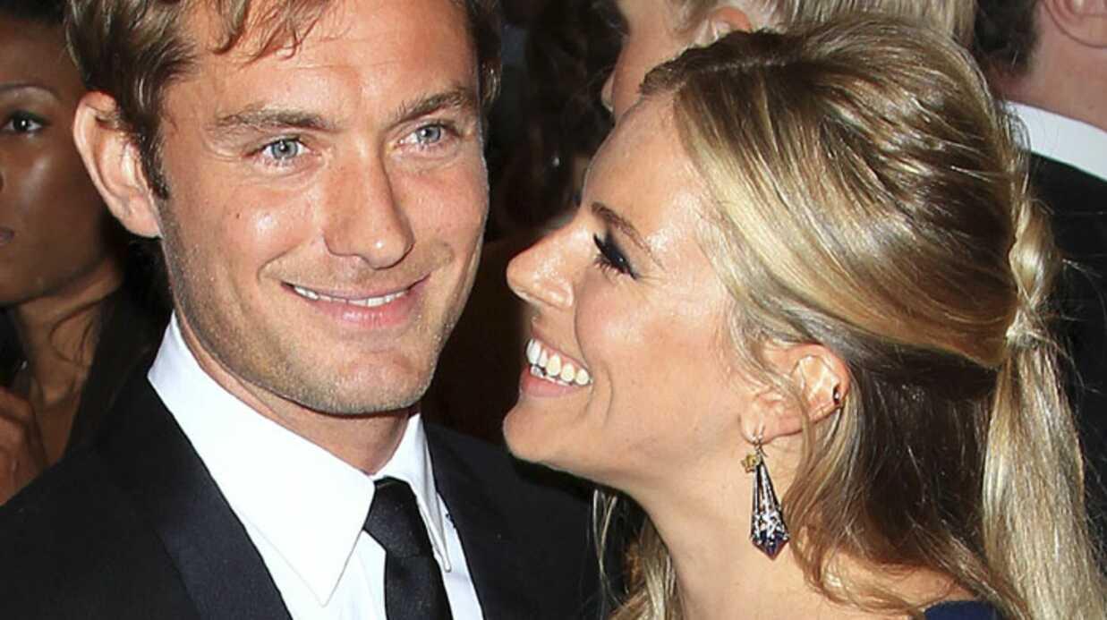 Jude Law et Sienna Miller: mariage en France?