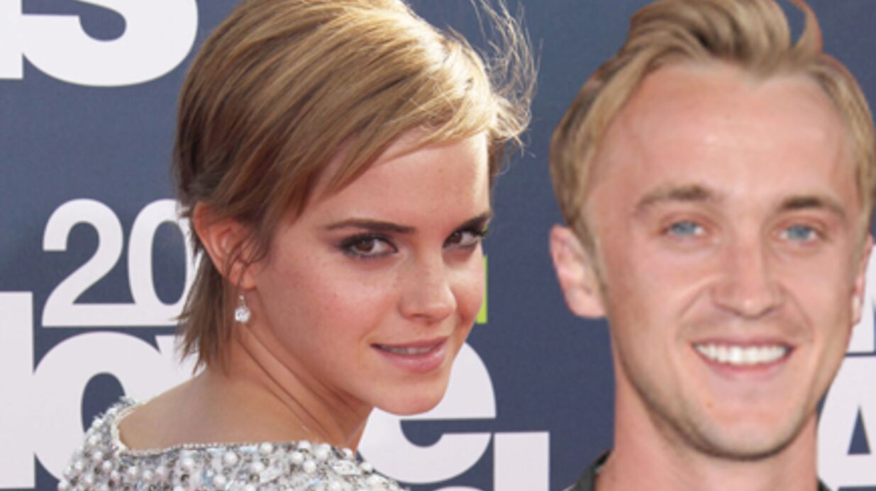 Emma Watson a craqué pour un acteur d'Harry Potter
