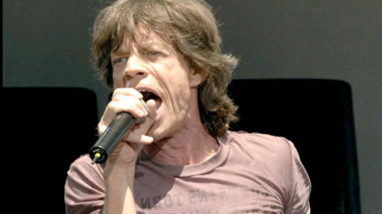 Mick Jagger fait une infidélité aux Rolling Stones