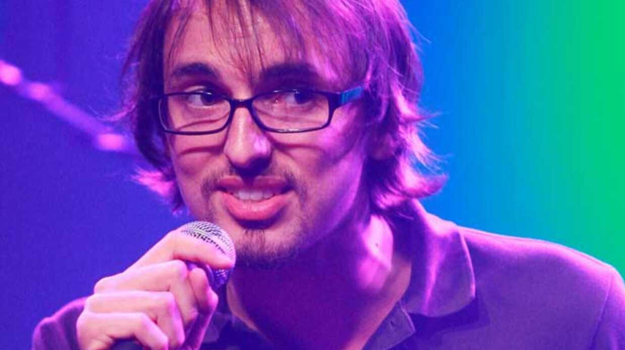Christophe Willem Son playback part en live!