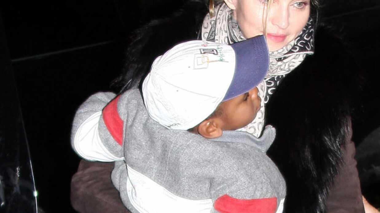 Madonna est au Malawi pour adopter Mercy James