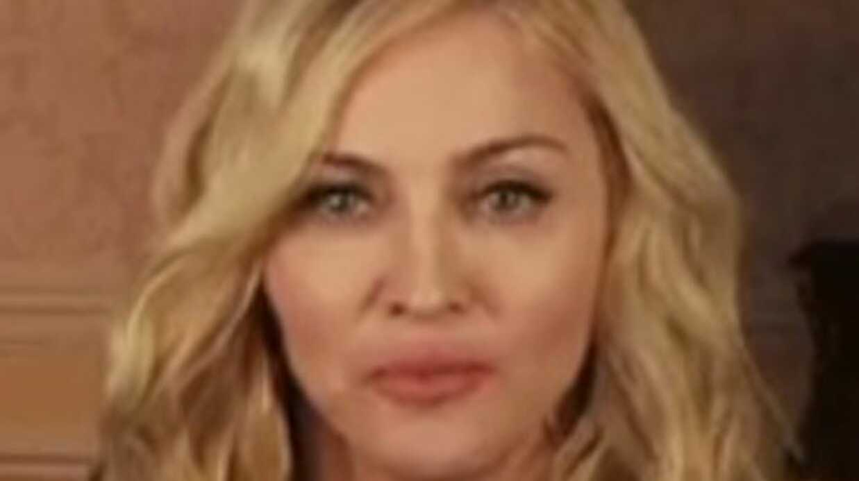 VIDEO Madonna veut sauver les enfants du Malawi
