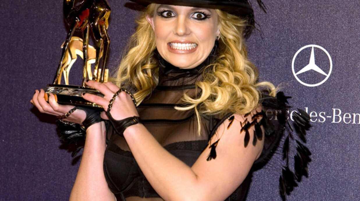 VIDEO Britney Spears après les Bambi Awards, la Star Academy