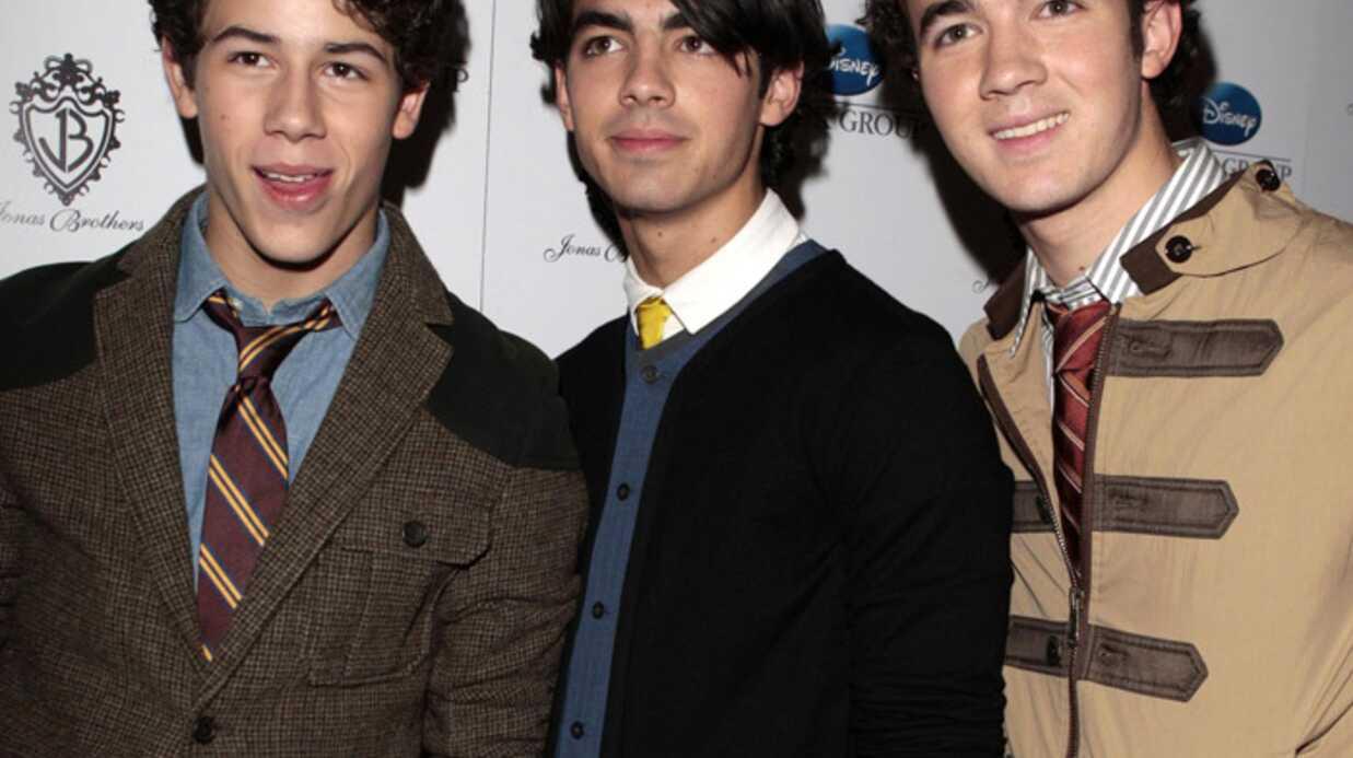 Jonas Brothers: 12 millions de dollars dépensés