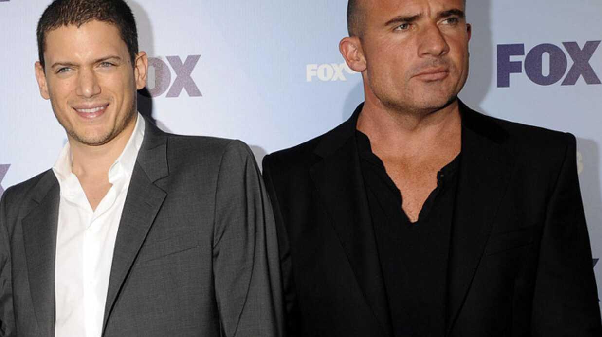Prison Break: vol sur le tournage de la série