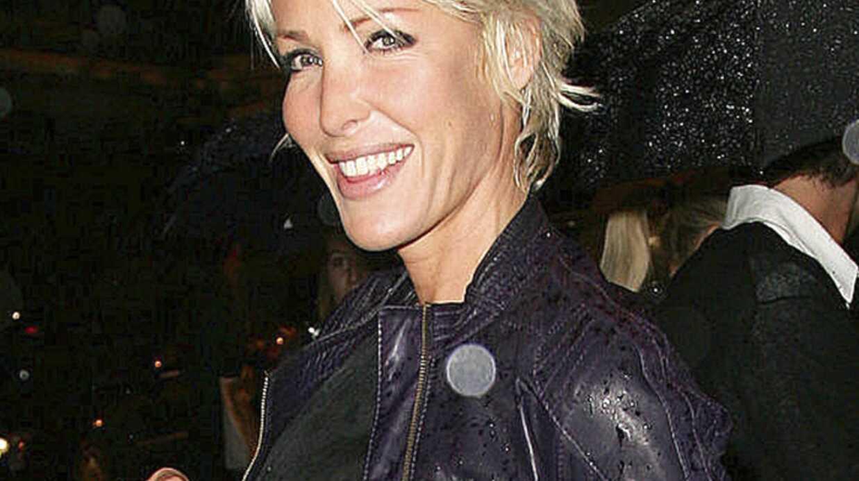 Ophélie Winter: guest dans la série R.I.S. sur TF1