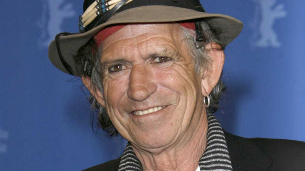 Keith Richards censuré par Disney ?