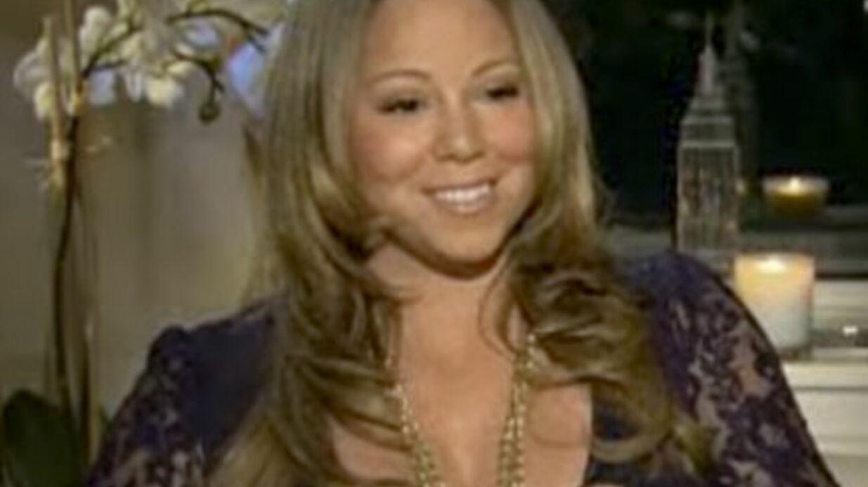 VIDEO Mariah Carey, enceinte, a fait une fausse-couche en 2008