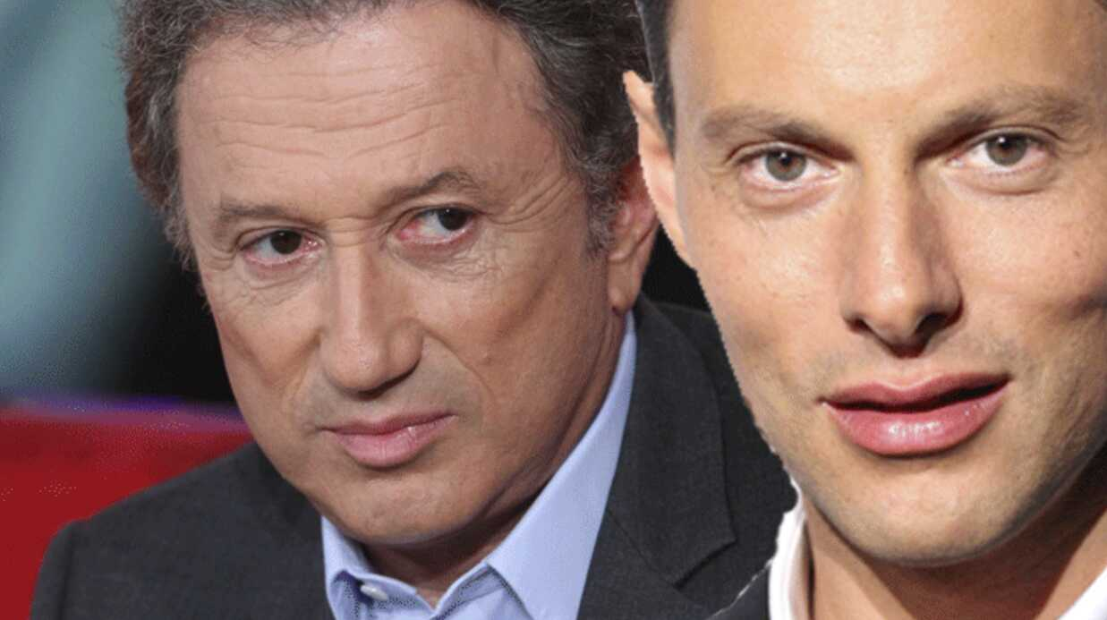 Marc-Olivier Fogiel et Michel Drucker : clash sur Europe 1