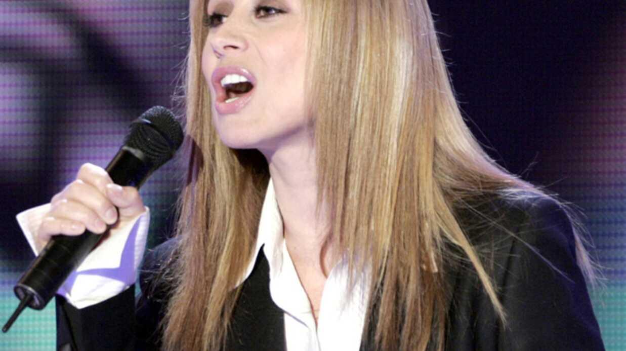 Lara Fabian reprend Dorothée et Chantal Goya