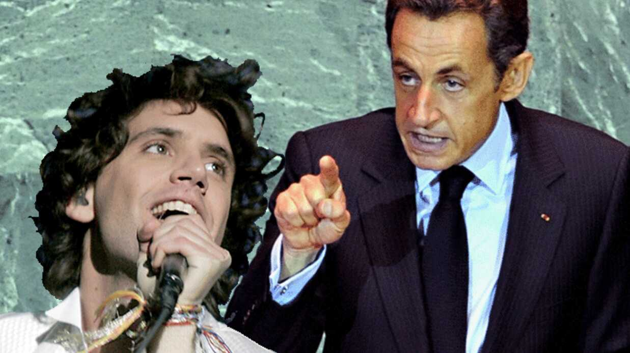 Mika a refusé un dîner avec Nicolas Sarkozy à l'Elysée