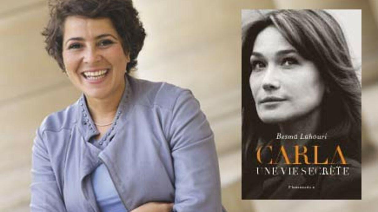Interview: la biographe non-autorisée de Carla Bruni se confie