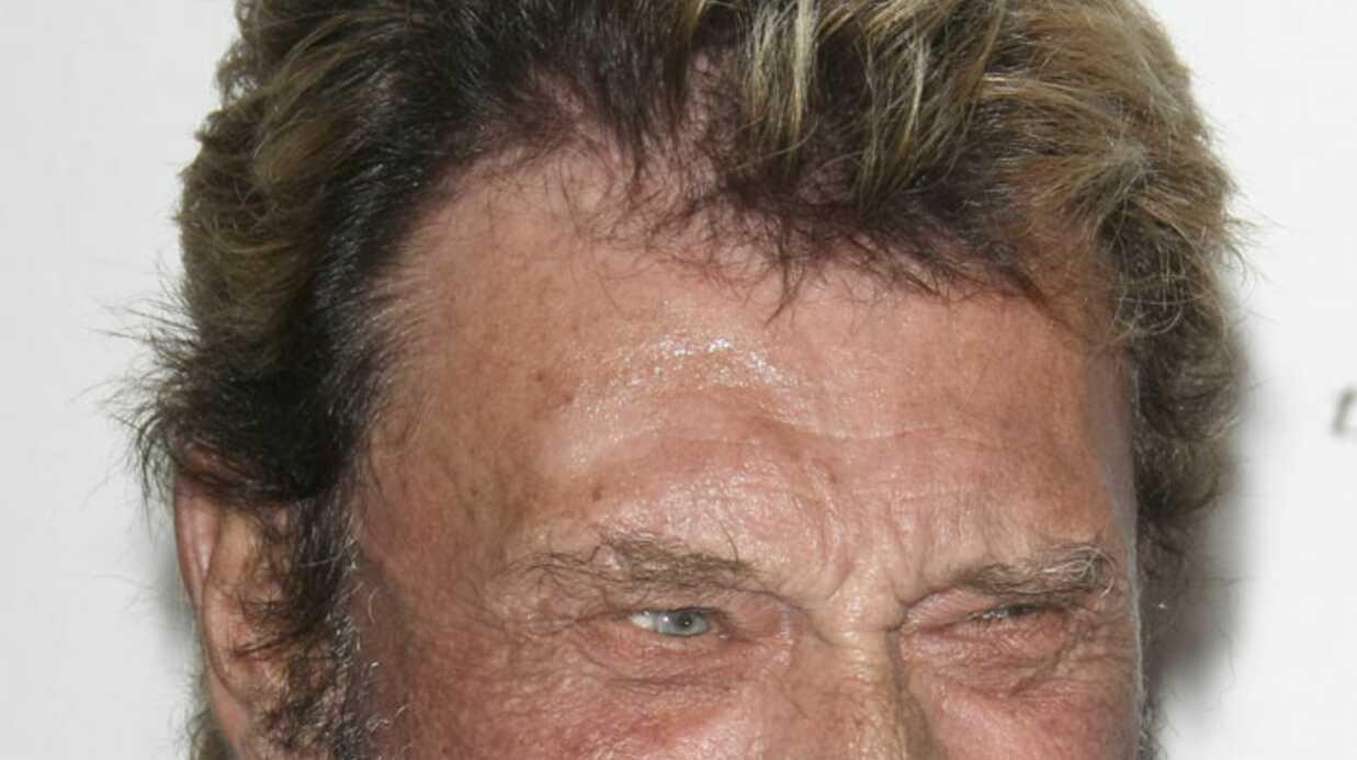 Johnny Hallyday en 3D dans le film Titeuf