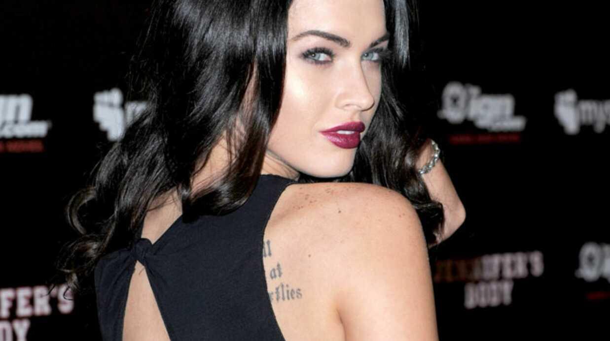 Megan Fox préfère embrasser les filles