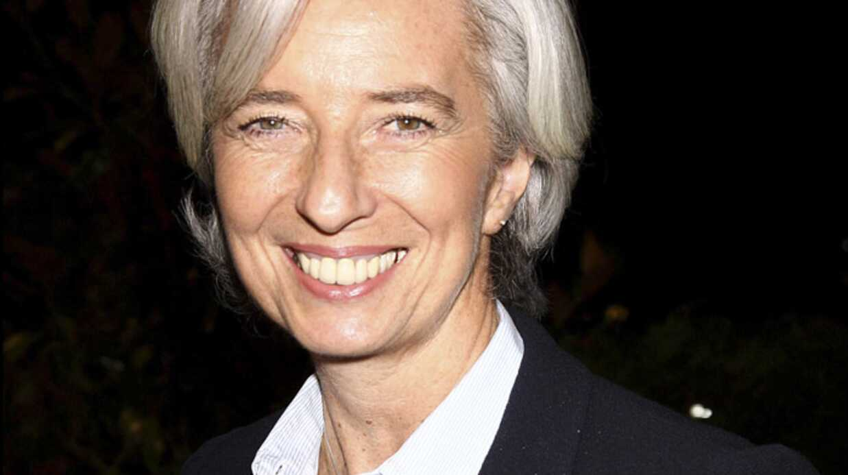 Christine Lagarde: sensationnelle au show de Jon Stewart