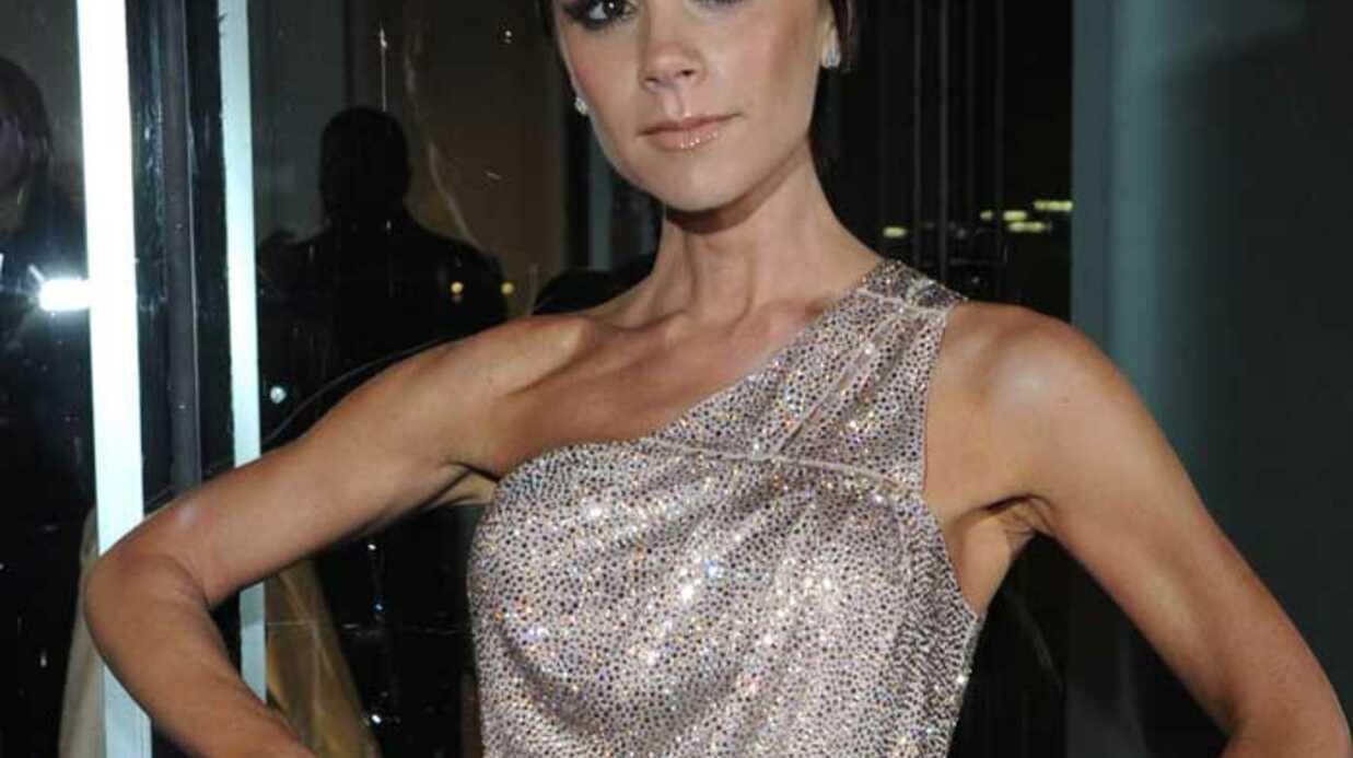 Victoria Beckham entame un régime strict