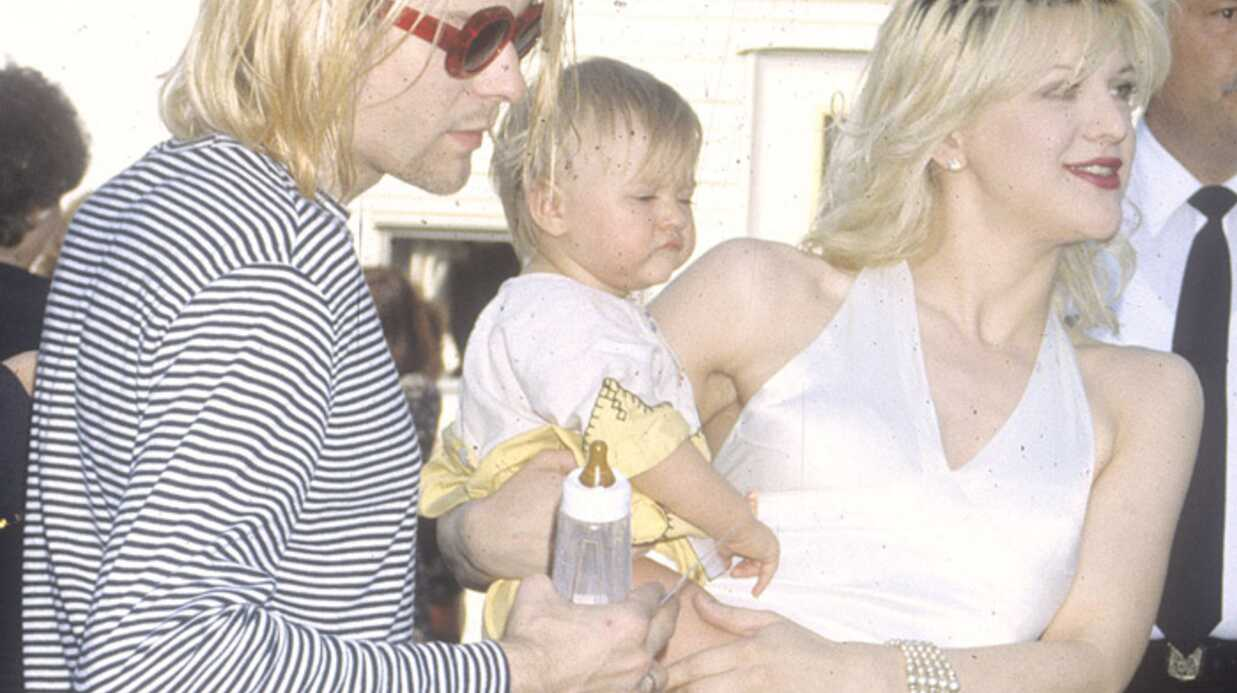 Courtney Love veut vendre le catalogue de Nirvana