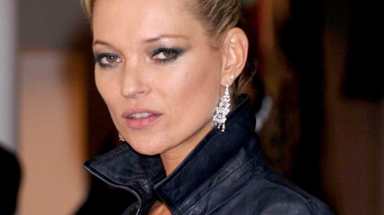 Kate Moss: son expo à Paris n'aura pas lieu