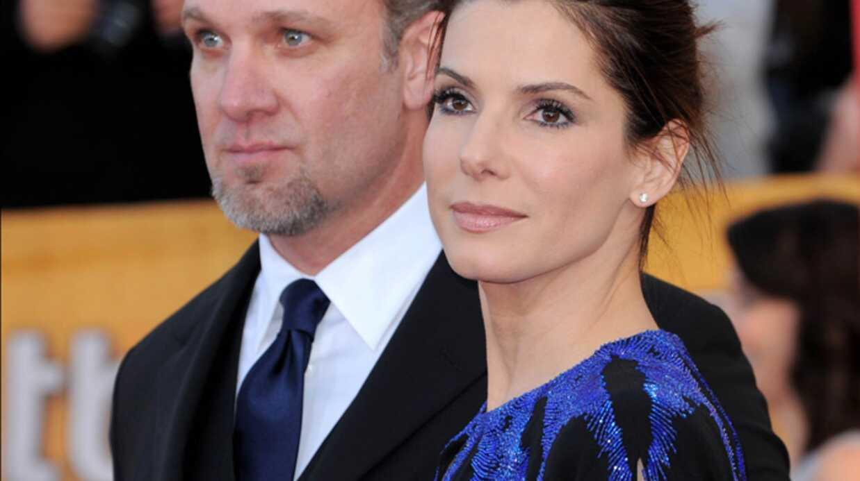 Divorce de Sandra Bullock: la réaction de Jesse James