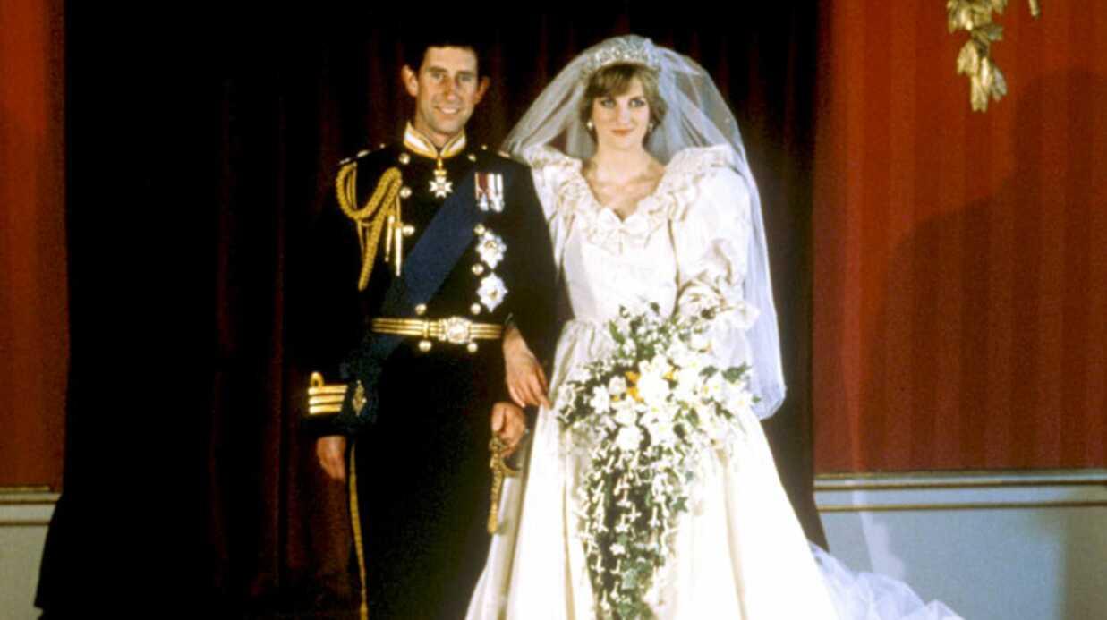 Charles et Diana, plus bling bling que William et Kate
