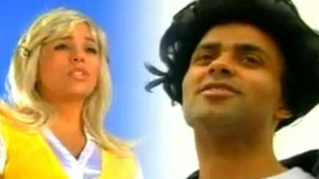 [VIDEO] Le lipdub d'Eva Longoria et Tony Parker