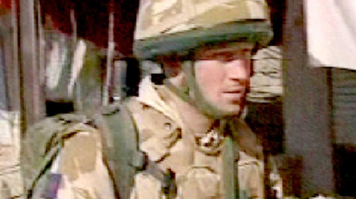 Prince Harry Jeux de guerre