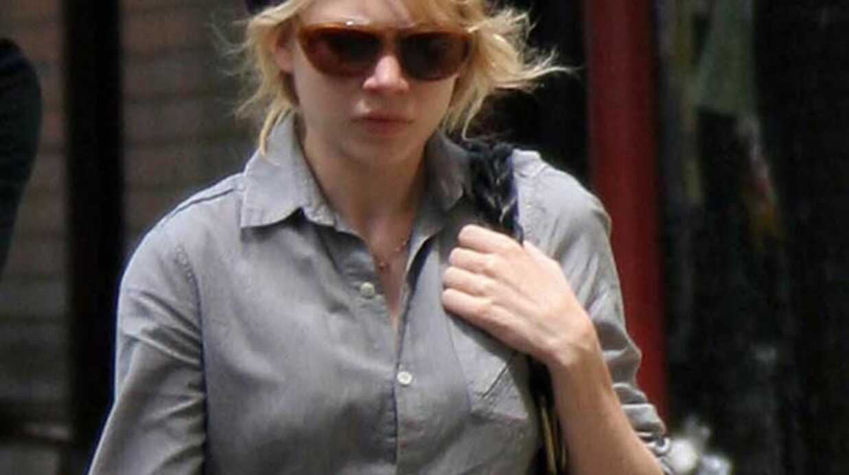 Michelle Williams Trop triste pour tour­ner